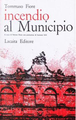 Immagine di INCENDIO AL MUNICIPIO