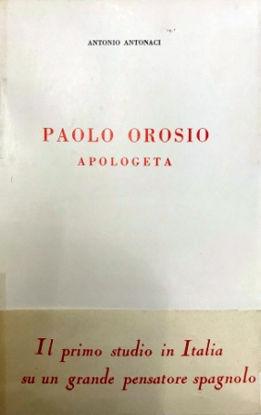 Immagine di PAOLO OROSIO APOLOGETA