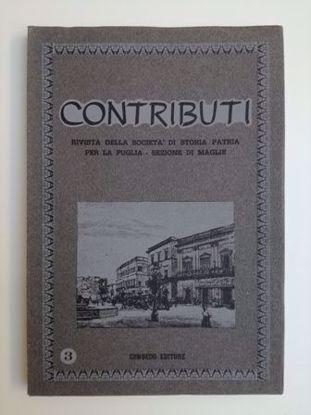 Immagine di CONTRIBUTI N°3/1982 - RIVISTA TRIMESTRALE