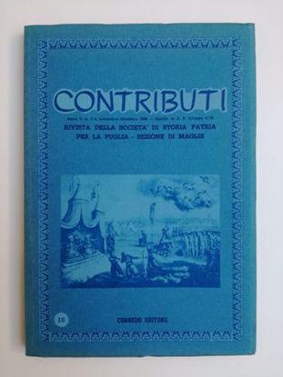 Immagine di CONTRIBUTI N°18/1986 - RIVISTA TRIMESTRALE