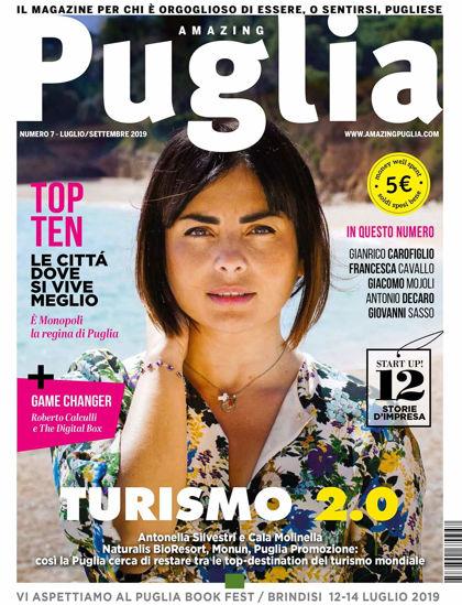 Immagine di AMAZING PUGLIA N°7 LUGLIO SETTEMBRE 2019