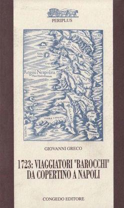 Immagine di 1723: Viaggiatori barocchi da Copertino