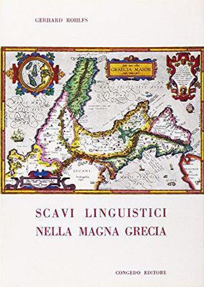 Immagine di SCAVI LINGUISTICI NELLA MAGNA GRECIA
