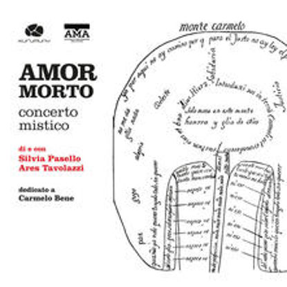 Immagine di AMOR MORTO. CONCERTO MISTICO + CD