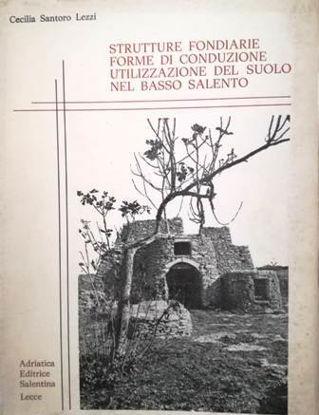 Immagine di STRUTTURE FONDIARIE FORME DI CONDUZIONE UTILIZZAZIONE DEL SUOLO NEL BASSO SALENTO
