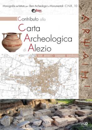 Immagine di CONTRIBUTO ALLA CARTA ARCHEOLOGICA DI ALEZIO