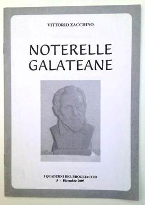 Immagine di NOTARELLE GALATEANE