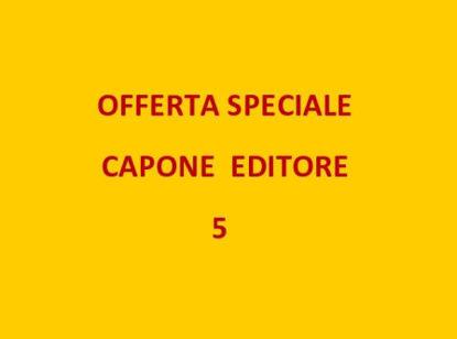 Immagine di OFFERTA CAPONE 5