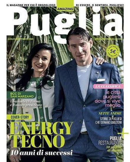 Immagine di AMAZING PUGLIA N°11 LUGLIO SETTEMBRE 2020