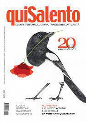Immagine di QUI SALENTO 2021 - EDIZIONE SPECIALE 20 ANNI MAGGIO 2001 / 2021